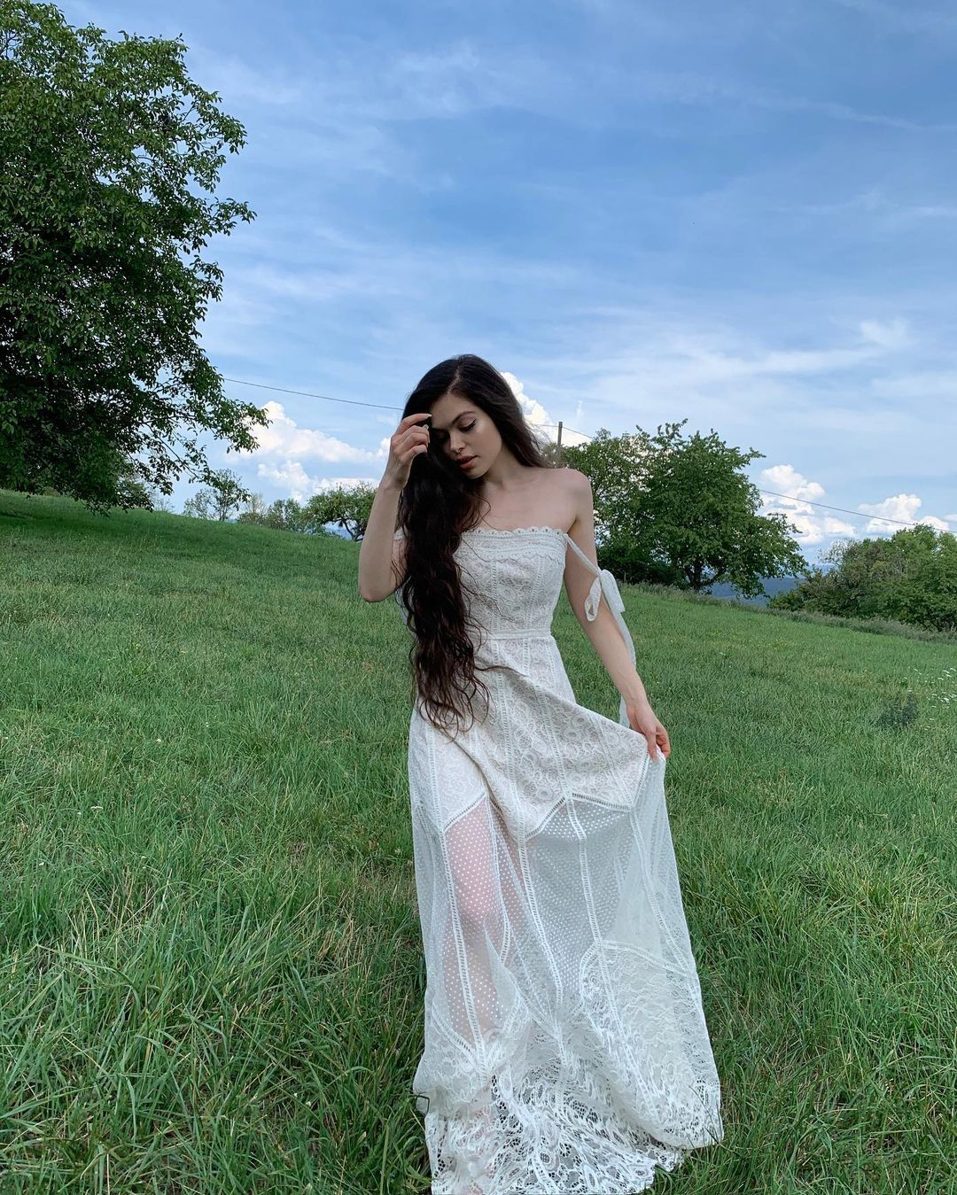 Gulcan Sahinur Twins On Instagram Enjoying Every Little Moment Dress Asyamodeasyagold Anzeige In 2021 Black Sequin Prom Dress Dresses Best Summer Dresses [ 1349 x 1080 Pixel ]