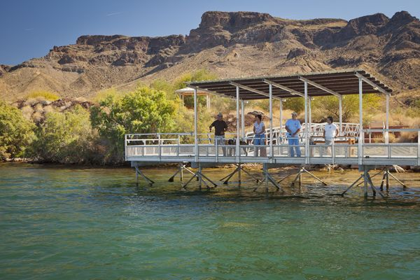 Fishing Dock On Lake Havasu Arizona Bill Williams River National Wildlife Refuge Lake Havasu Arizona Lake Havasu City Lake Havasu Az