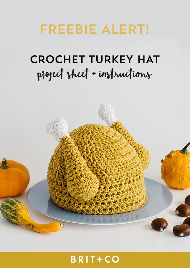 This DIY Turkey Hat Might Be Better Than the Real Thing | Pinterest