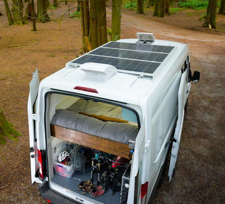 Best Solar Panels For Rv Or Camper Van Solar Panels Solar Roof Tiles Solar