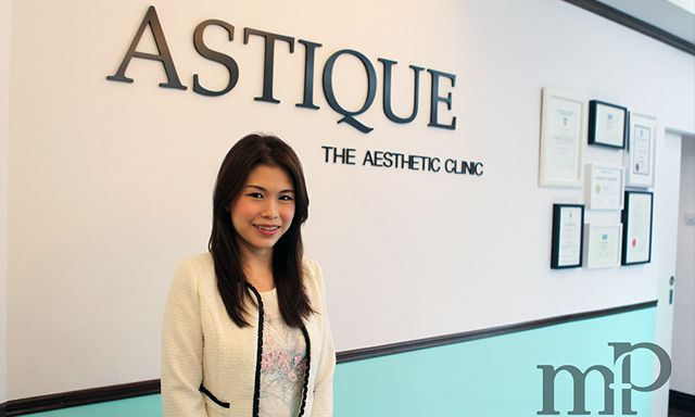 We caught up with Dr Celine Leong from ASTIQUE, THE AESTHETIC CLINIC to find out more about how she manages the delicate balance of being a doctor, wife and mother.