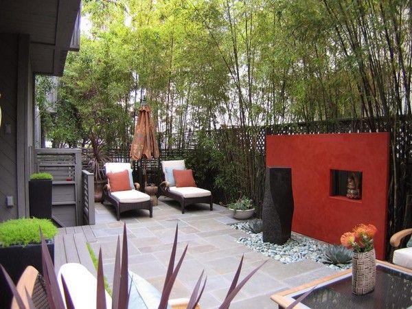 ideas-para-pequenos-patios-traseros-3 Idées pour la maison