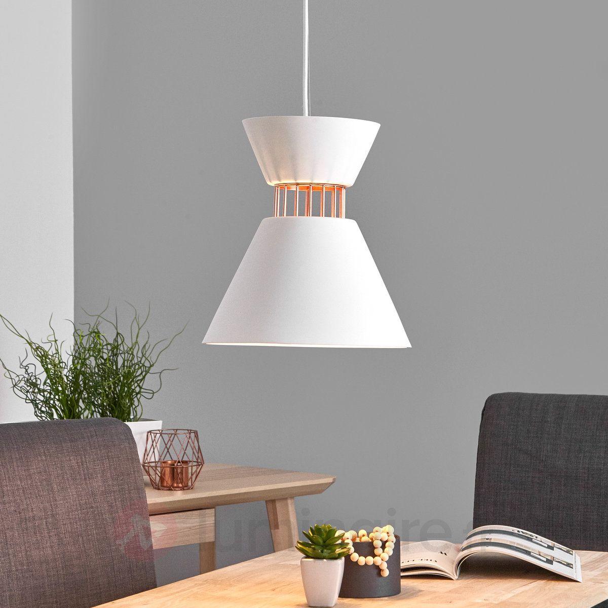 À Lampe MorinaLampes Moderne Plâtre Suspension En nwOX0k8P
