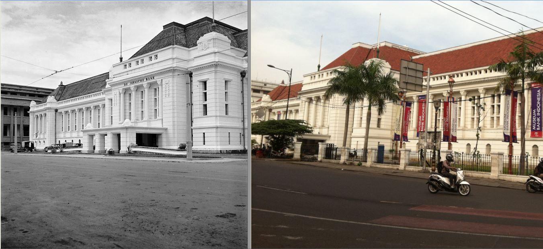 Javasche Bank te Batavia, 1947, ,., Museum Bank Indonesia