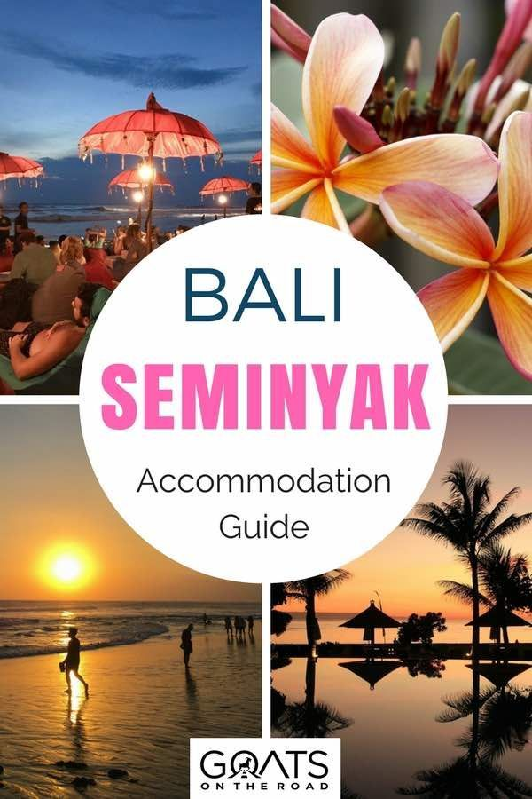 No matter what your budget, there's the perfect place to stay waiting for you in Seminyak, Bali. And with beautiful beaches, stunning sunsets, local markets & vibrant nightlife there's plenty of things to do in Seminyak.