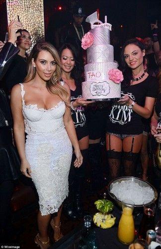 kardashian birthday Kim