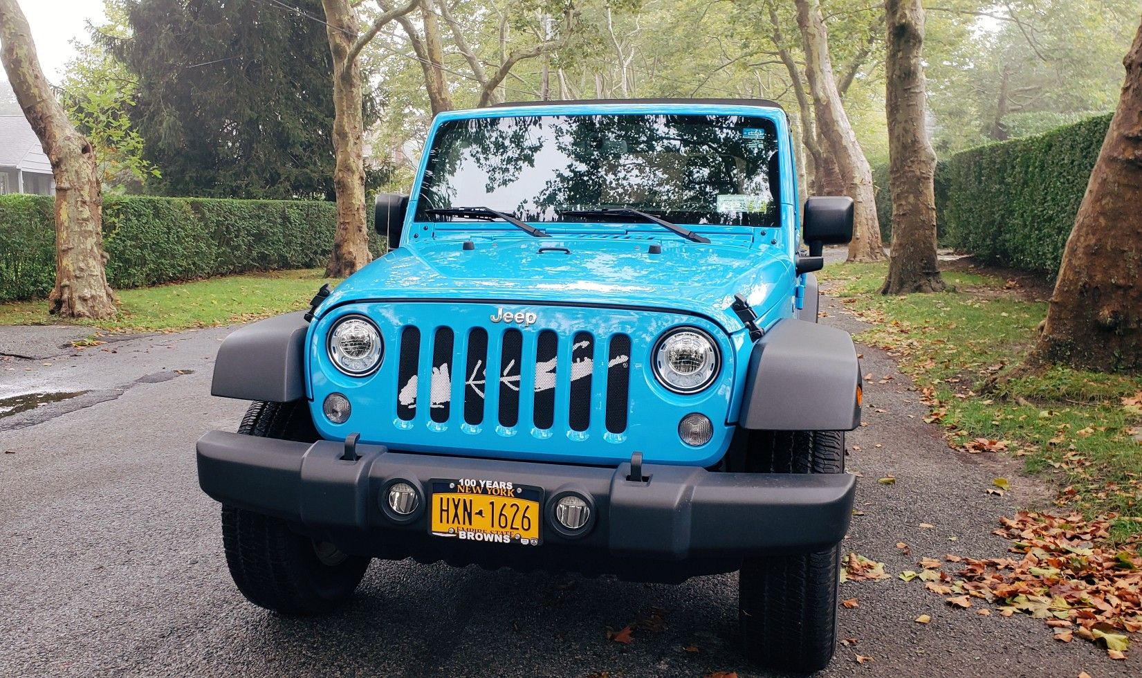 Long Island Jeep Chief Blue Wrangler Carletonclothing Longisland Jeep Wranlger Fishing Chiefblue Blue Jeep Jeep Jeep Wrangler