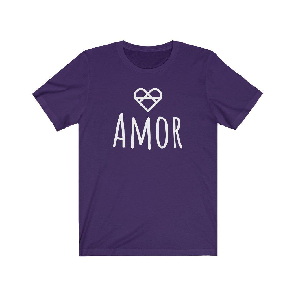 Product Details: This premium love infused t-shirt was created with one simple idea that comes straight from our heart, spread love! Whether it be the comfortable fabric, high-quality design, or lovely message, we have created this piece of love clothing with love in mind, and we know that you will love wearing it. This comfortable and durable t-shirt, will quickly become your favorite and is a definite must-own! Unisex sizing with tear away label 100% combed and ring-spun cotton Soft, durable,