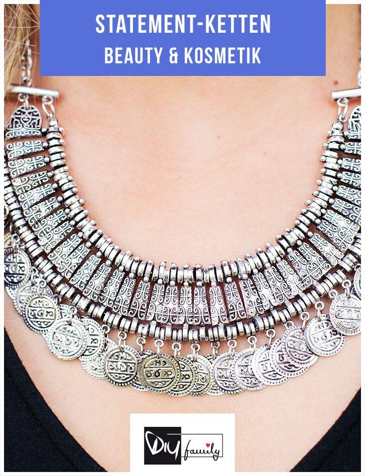 Top 8 Kreative Ideen Für Diy Statement Ketten Beauty Kosmetik