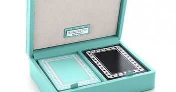 Tiffany & Co. Playing Cards Box