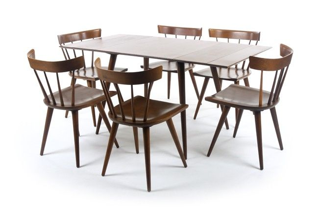 Paul McCobb 'Planner Group' Dining Suite - Mr. Bigglesworthy Designer Vintage Furniture Gallery