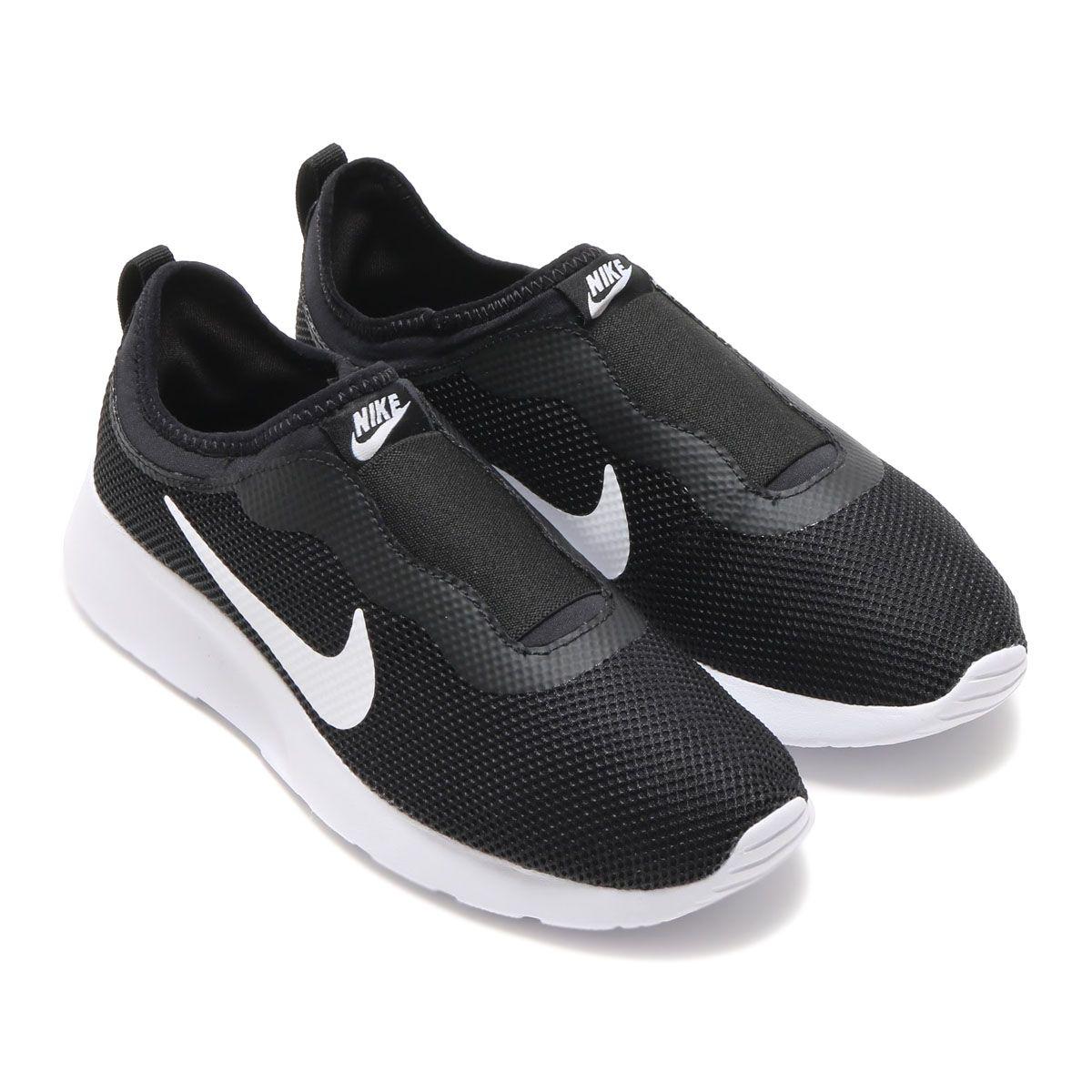 NIKEWMNSTANJUNSLIP (Nike Women's Tanjung Slip) BLACK / WHITE [Men's Women's  Sneakers] 17SU-I | Nike | Pinterest | Footwear