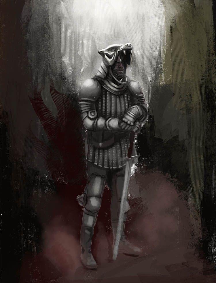 El artista nota Hound ~ ~ Yo generalmente no de Publicar mi fan art, Pero AQUI TIENES Los aficionados Sandor.