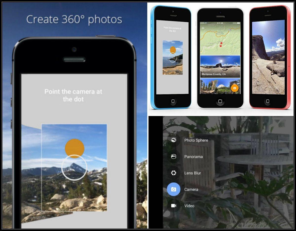 New Photo Sphere Camera App By Google  http://www.mediaconvey.com/Technology/New-Photo-Sphere-Camera-App-By-Google.html #google #googleapps #mediaconvey #technews #photosphere