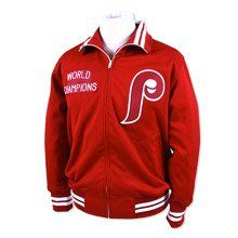 4451a628b Philadelphia Phillies Authentic 1981 Bp Jacket By Mitchell  amp  Ness 40  https