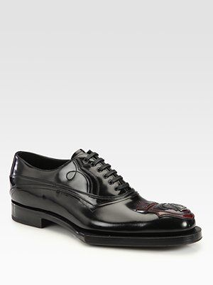 5cadbf1d5a47 Prada  Spazzolato  Gladiator Lace-Up