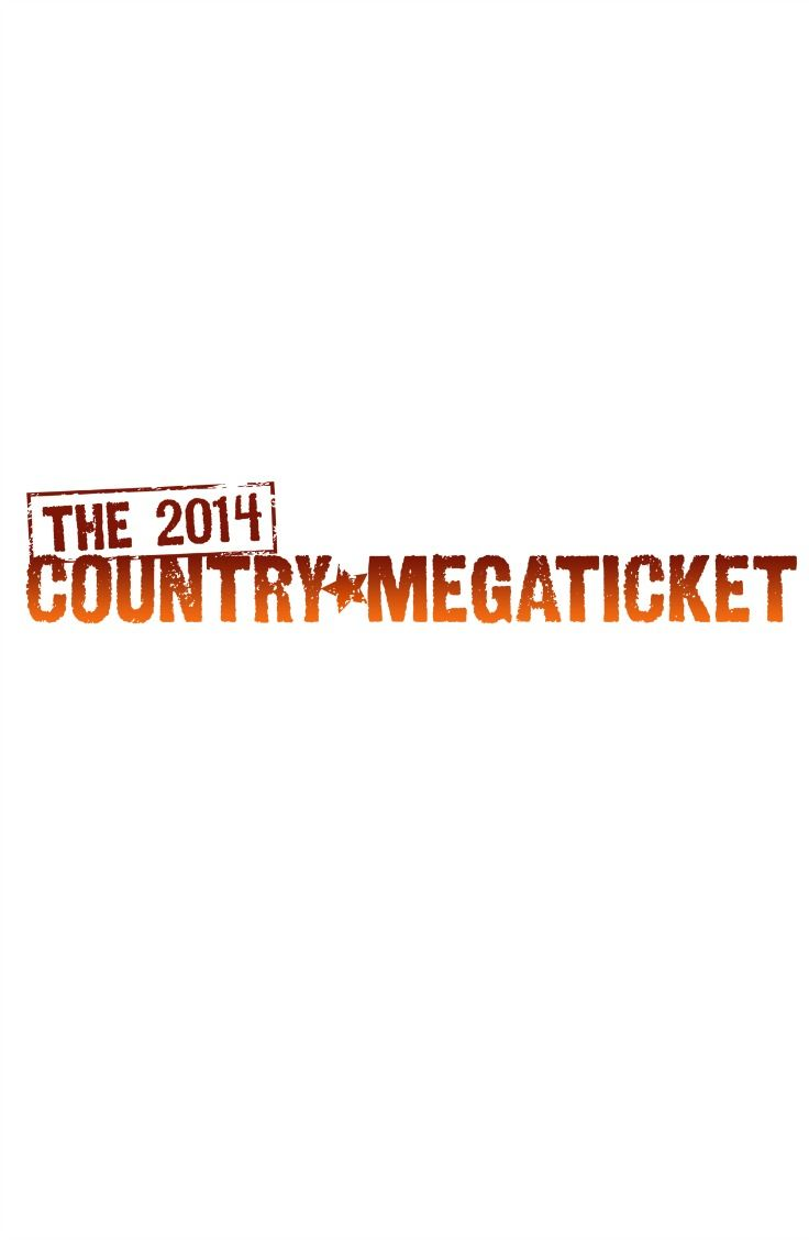 Tickets - Country Megaticket - Saratoga Performing Arts Center - Saratoga Springs, NY