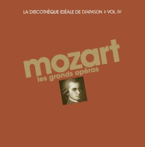 La discothèque idéale de Diapason, vol. 4 / Mozart : Les grands opéras (Idoménée, L'Enlèvement au sérail, Les Noces de Figaro, Don Juan,…