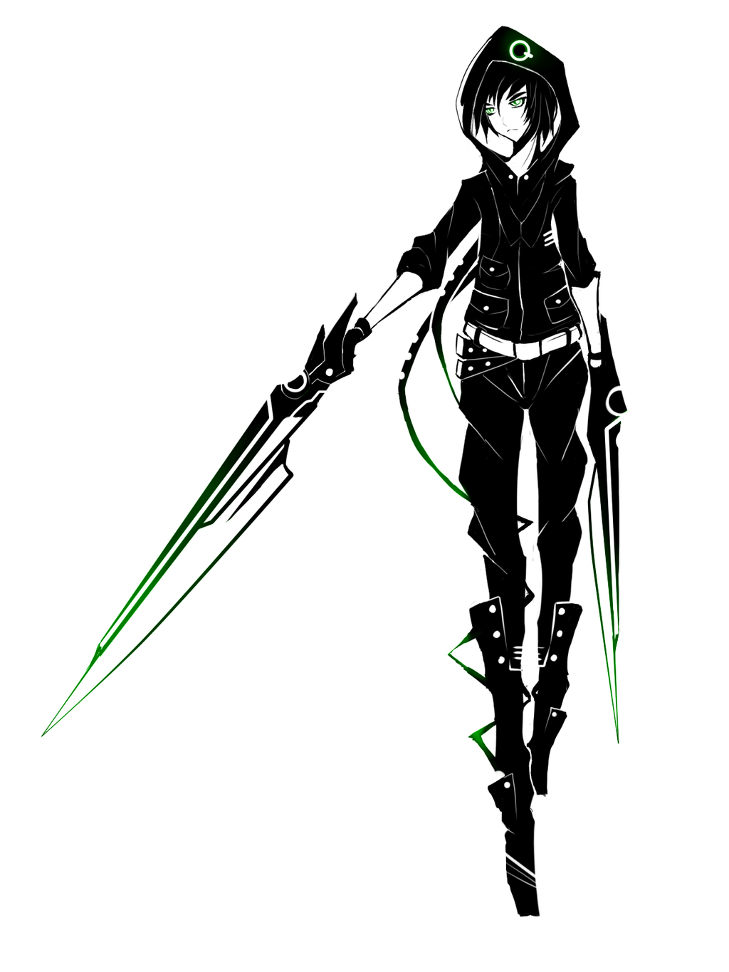 DualBlade Assassin by on