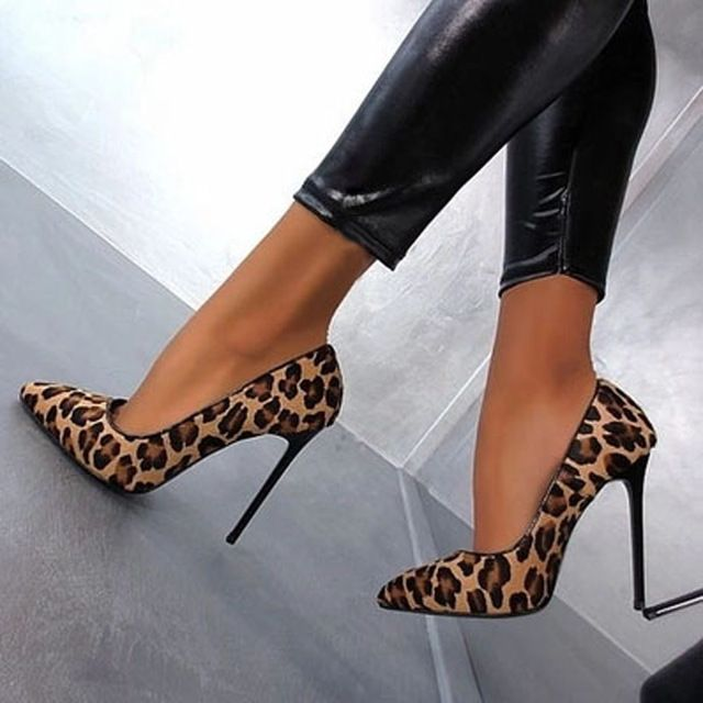High heel pumps for women - Fashioncold 13