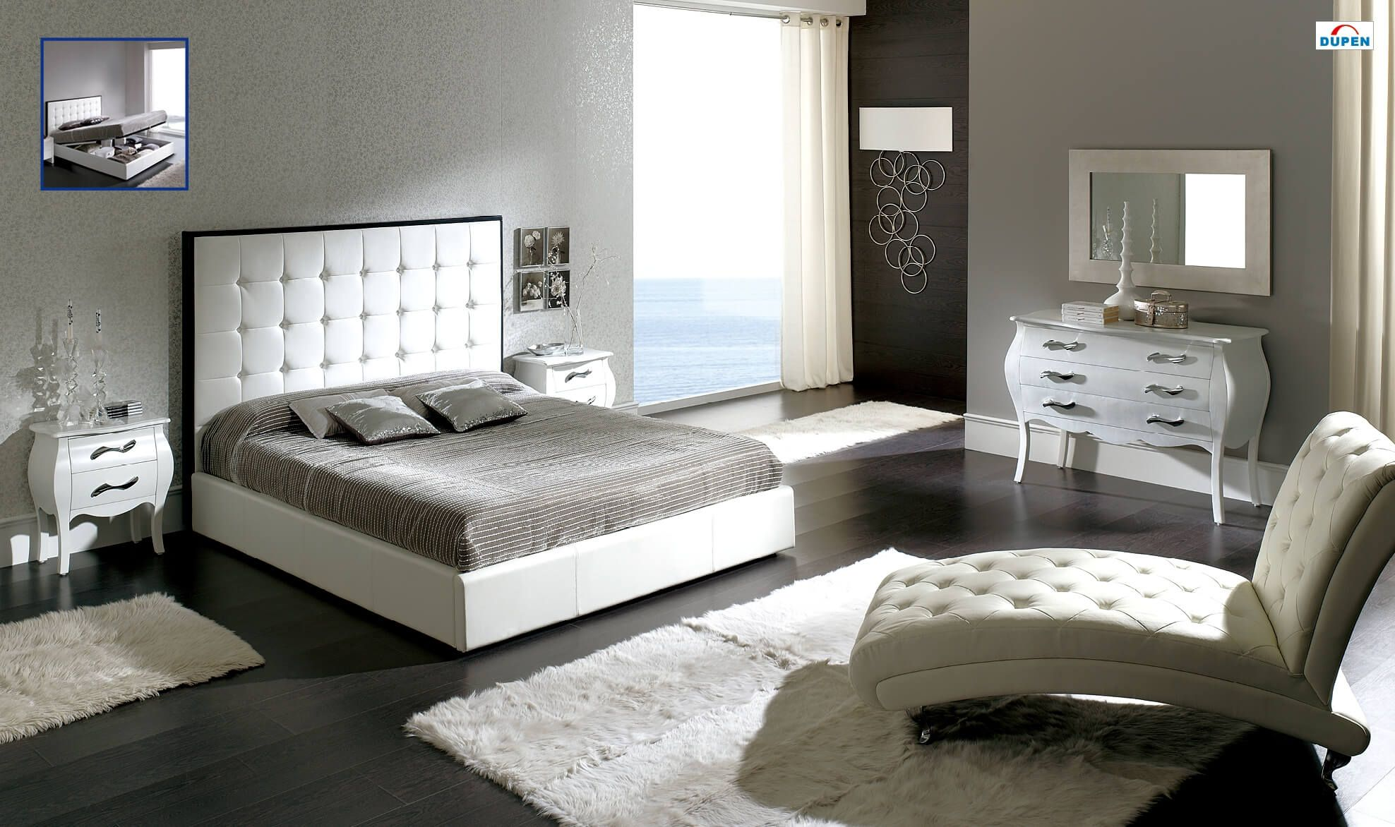 10 Best Bedroom Chair Designs To Add Abstract Interior Look
