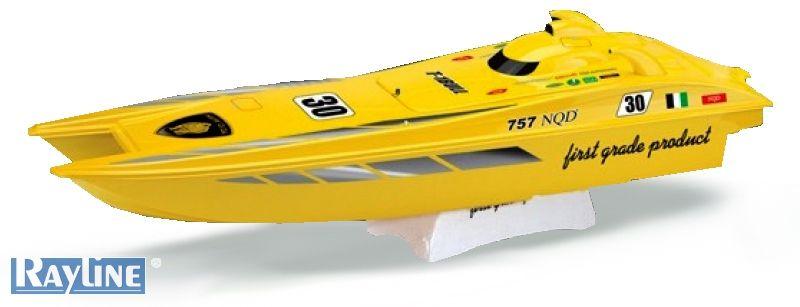RC Boot 757T-6012 102 cm 2.4 GHz Katamaran - Bis 18 km/h
