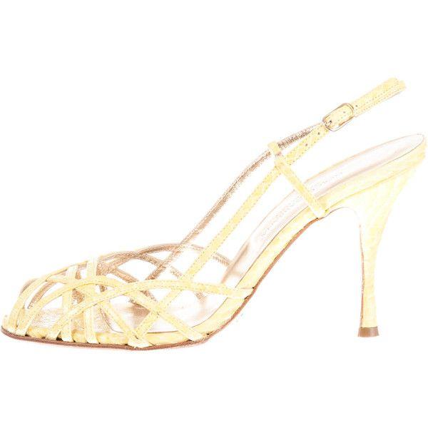 Pre-owned - Sandals Dolce & Gabbana X6xGQr