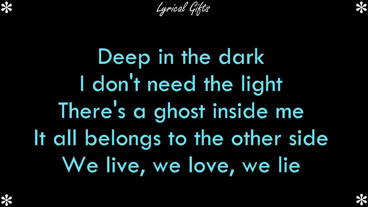 Alan Walker The Spectre Lyrics Lyrics Video Hd Youtube