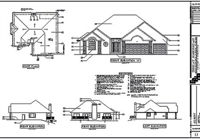 Magacha2012 Prepare A Simple Building Foundation Plan By