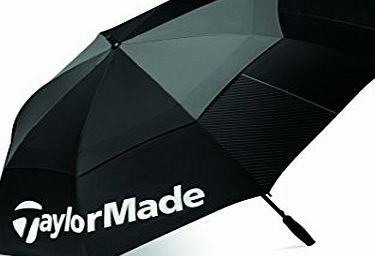 TaylorMade Golf 2015 TM Tour Double Canopy Golf Umbrella - Black/Grey The TaylorMade TP Tour Double Canopy Umbrella is the same umbrella seen on tour and ...  sc 1 st  Pinterest & TaylorMade Golf 2015 TM Tour Double Canopy Golf Umbrella - Black ...