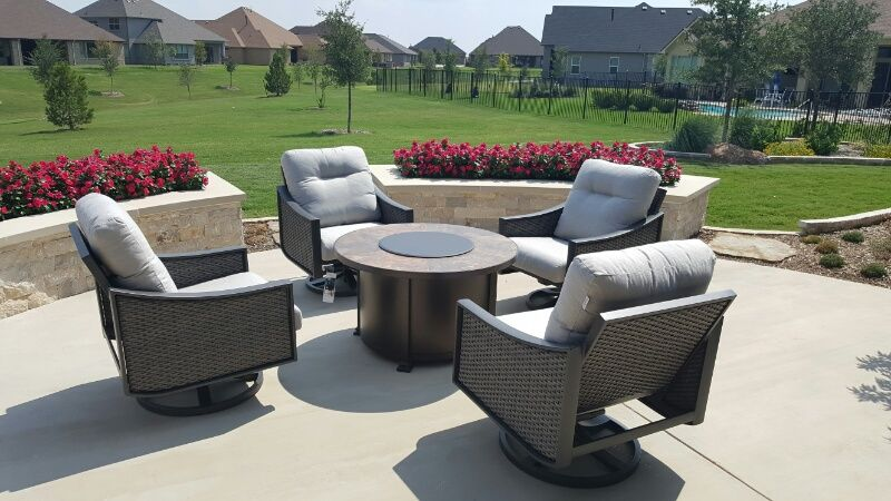 Tropitone Kenzo Collection Outdoor Furniture Sets Perfect Patio Outdoor Seating