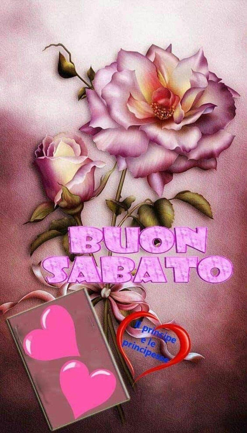 Con Fiori.Buon Sabato Immagini Con I Fiori 3 Good Morning