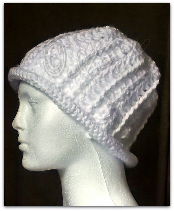 AG Handmades: Snowy Ridges Hat and Scarf | Crochet and Knitting ...