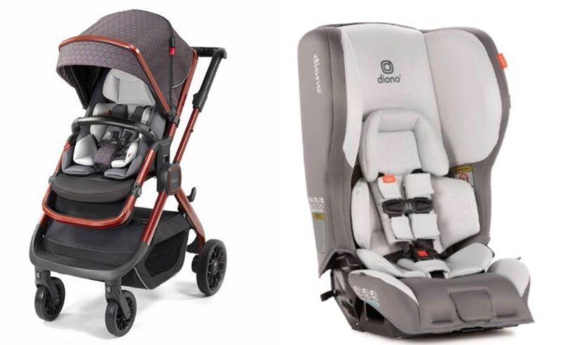 Buy a Diono Car Seat and Get a Diono Stroller for FREE