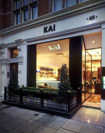Kai Mayfair Michelin Star Chinese Restaurant In London London Restaurants Chinese Restaurant Bistro Design
