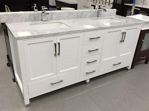 "Armada 72"" Bathroom Vanity White: Home Decor Store Toronto ..."