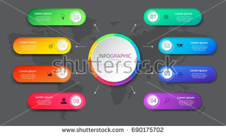 3d business infographics design template with 8 options or steps 3d business infographics design template with 8 options or steps can be used for workflow maxwellsz