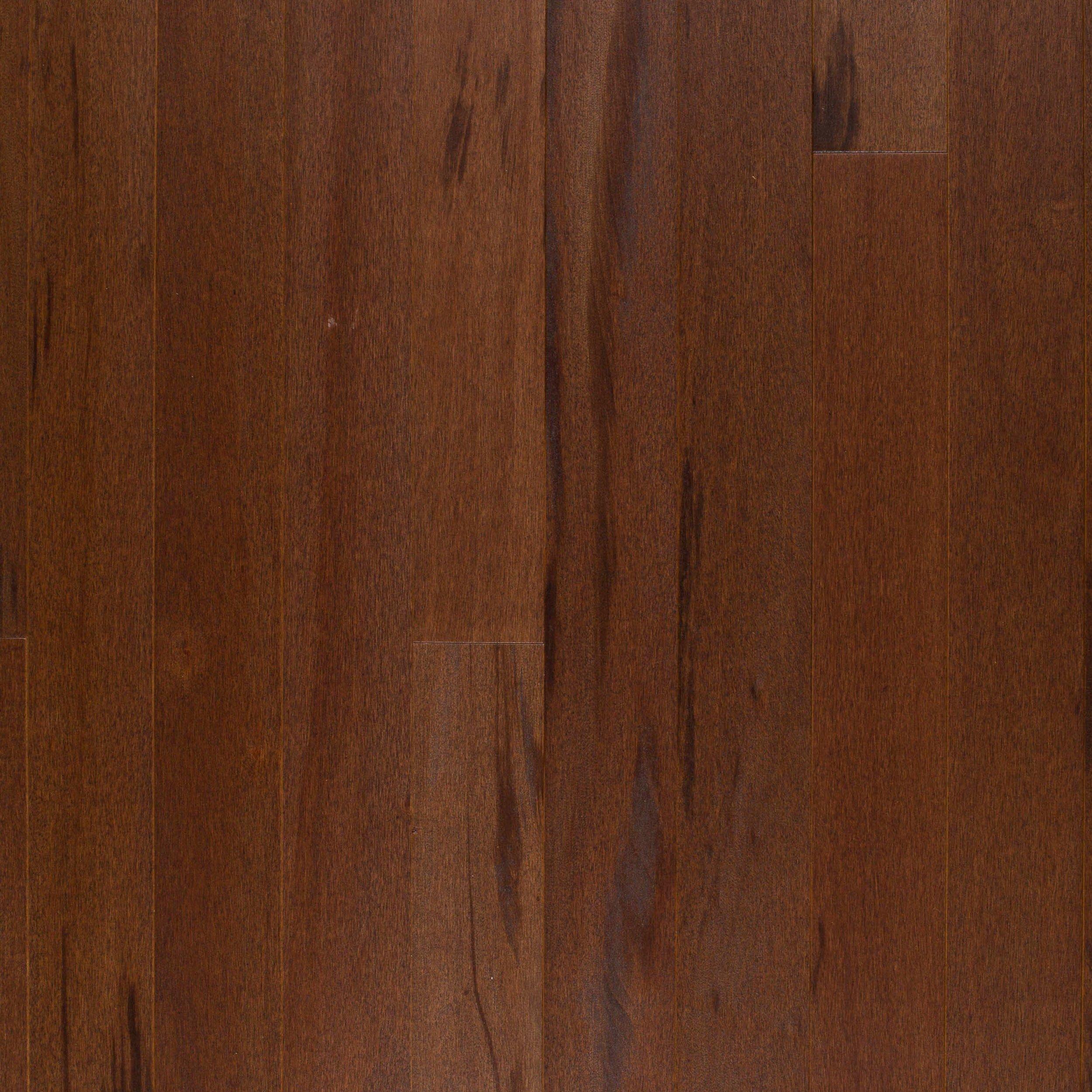 Burros Brown Brazilian Tigerwood Solid Hardwood