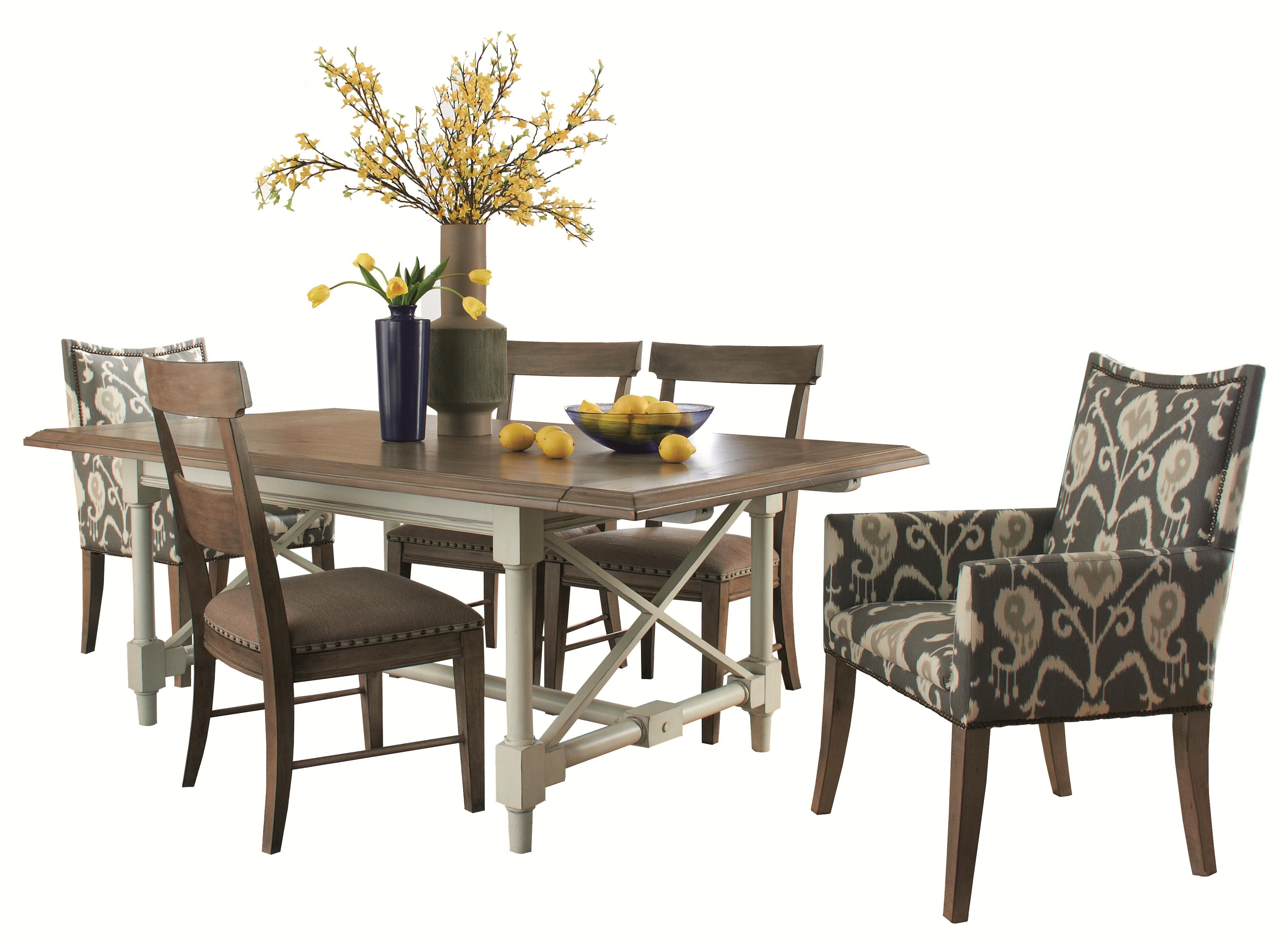 Caravan Dining Table And Chair Set By HGTV Home Furniture Collection
