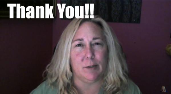 A Big Thank you Video Inside