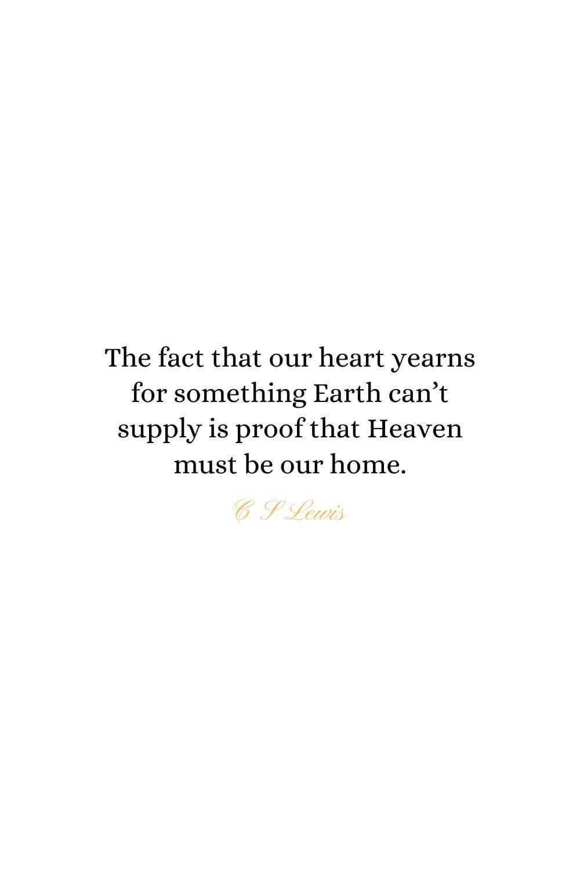 47 Heaven Quotes
