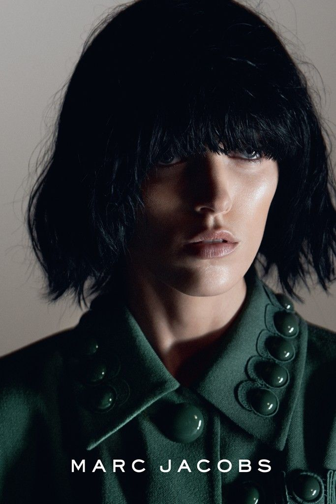 A visual from the Marc Jacobs spring '15 campaign. [Courtesy Photo]