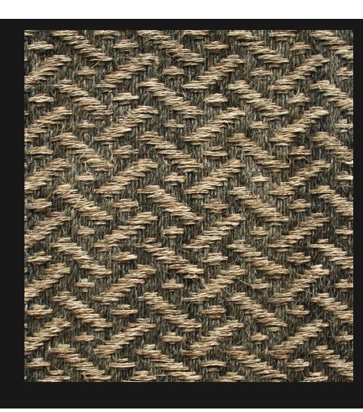 Horsehair Jute Festival Pattern Rugs