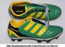 Sepatu Bola Terbaru Adidas Predator 2 Hijau Kuning Uk 38 42