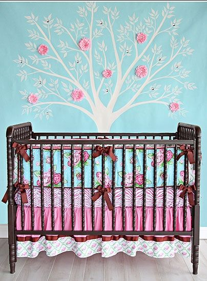 Caden lane boutique collection bedding set londyn bring your little girl home to a stylish nursery with the caden lane boutique collection bedding set