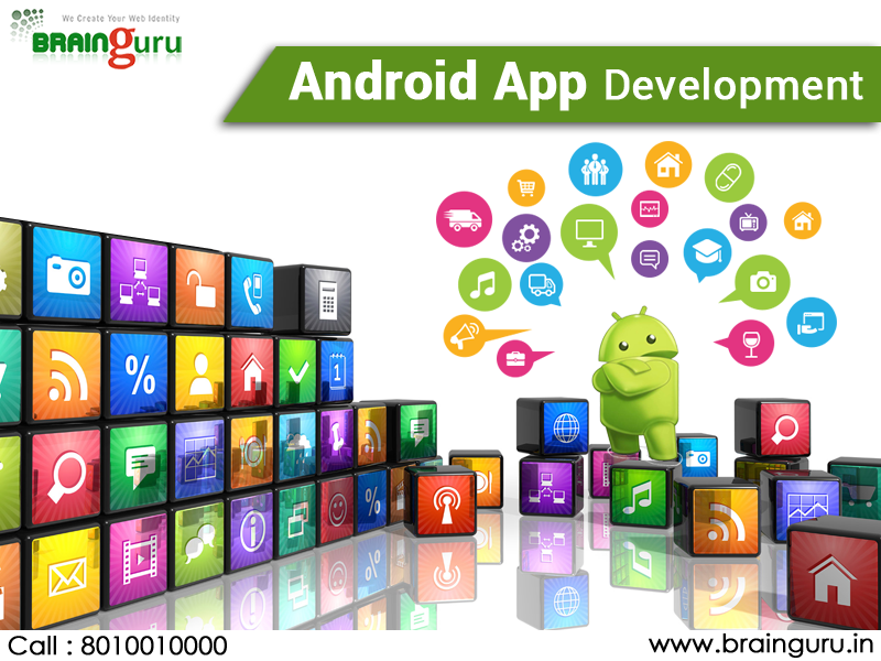 AndroidAppDevelopment takes the responsibility of