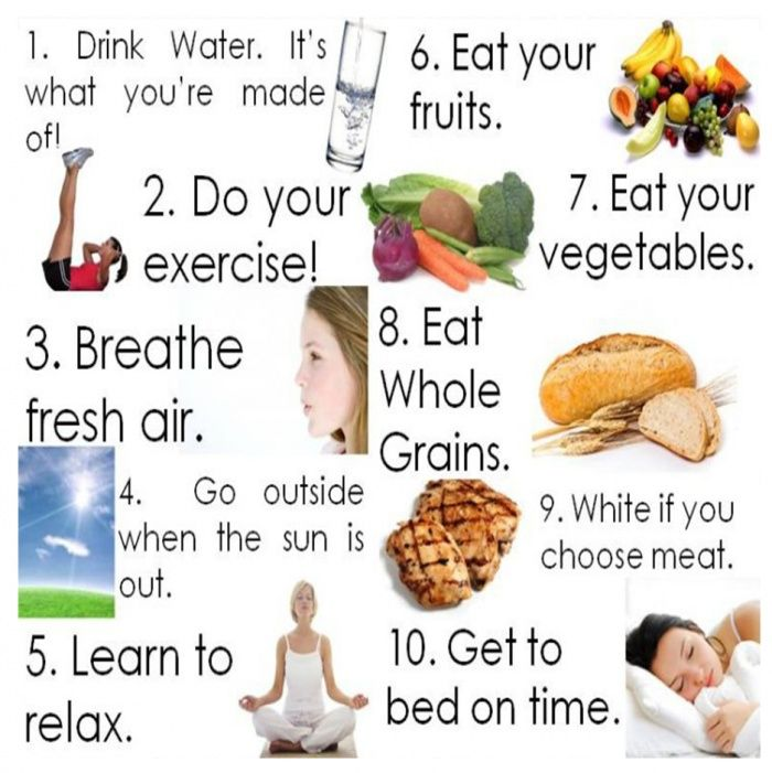 food diet for healthy strong body