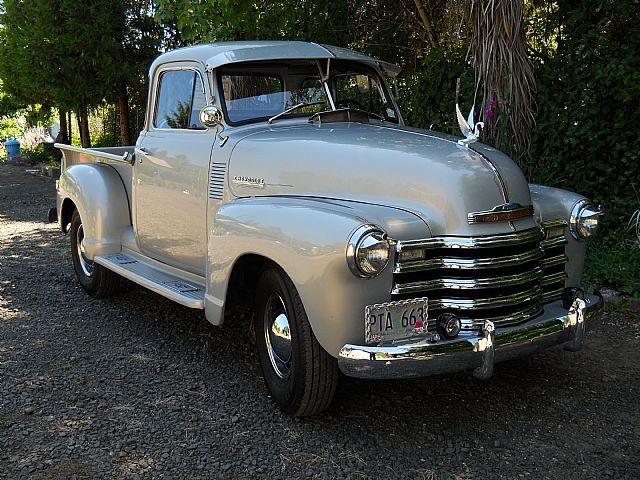 1951 chevrolet pickup 20 000 classic pickups. Black Bedroom Furniture Sets. Home Design Ideas