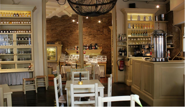 Caelum, delicias y otras tentaciones de Monasterios.Lugares con encanto. Barrio Gótico Barcelona. www.caucharmant.com