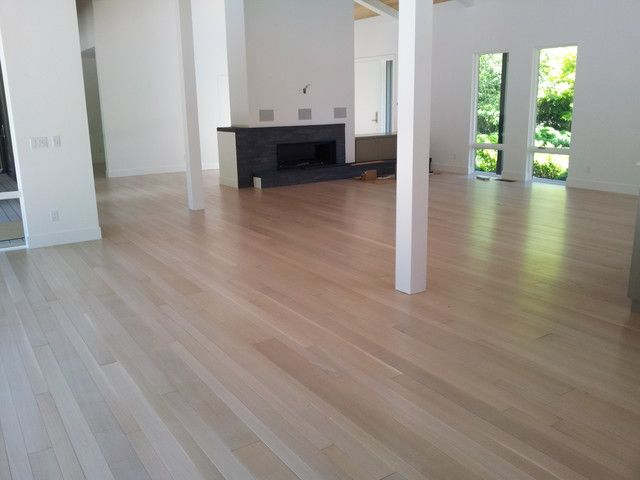Beautiful White Oak Hardwood Flooring Available At Express Deer Valley North Phoenix Ar Modern Wood Floors